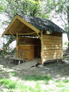 Camp Kitchen shelter